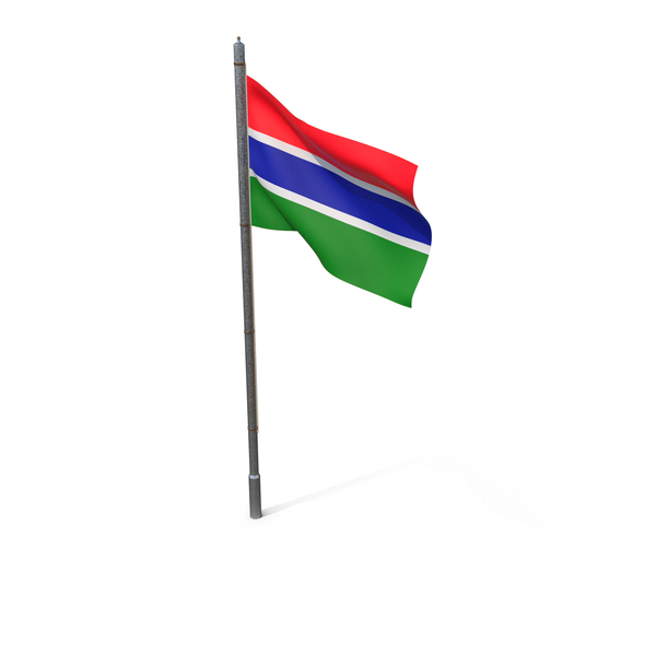Gambia Flag PNG & PSD Images