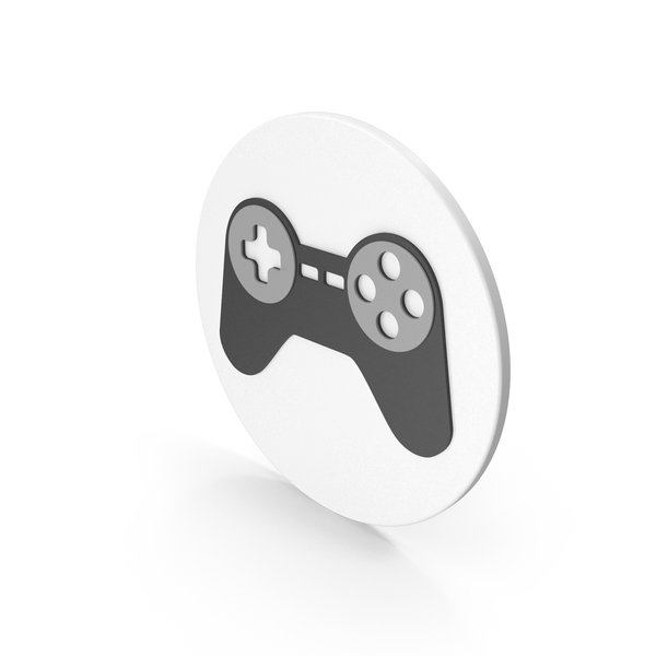 Logo: Game Controller Icon PNG & PSD Images