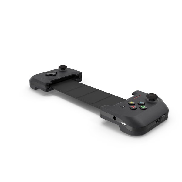 Gamevice Controller for iPhone PNG & PSD Images
