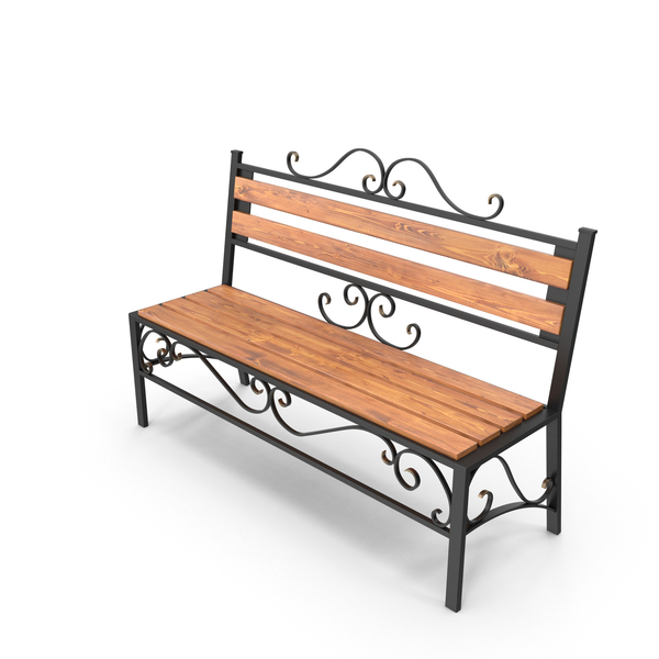 Park: Garden Bench PNG & PSD Images