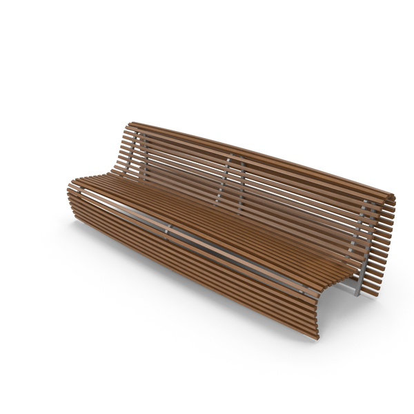 Garden Bench PNG & PSD Images