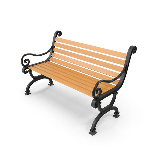 Garden Benches PNG & PSD Images