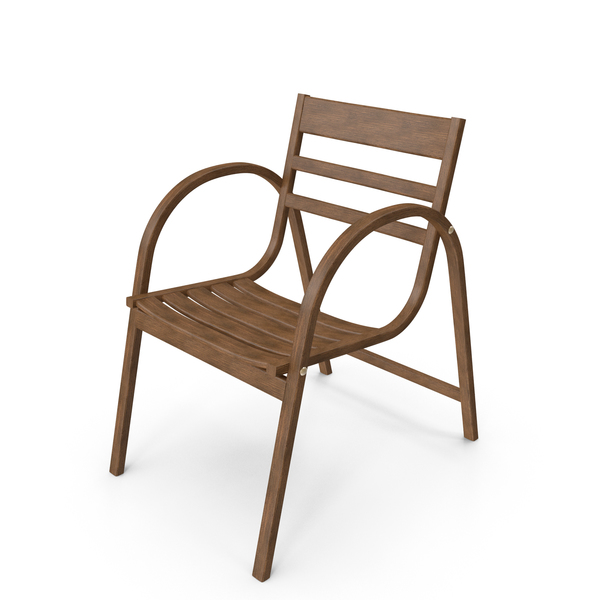 Outdoor: Garden Chair PNG & PSD Images