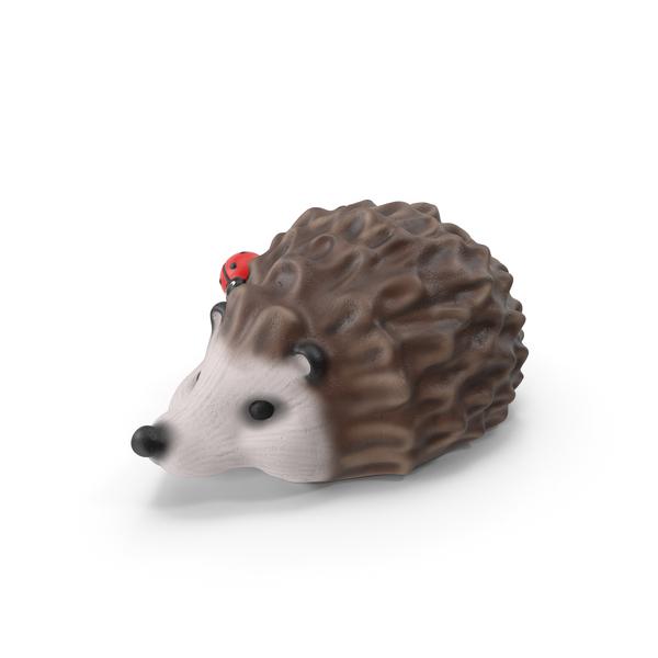 Garden Hedgehog PNG & PSD Images