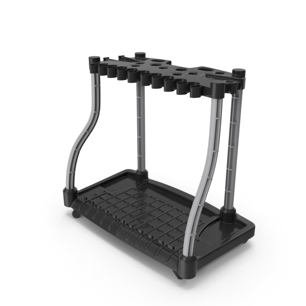 Garden Tool Tower Rack PNG & PSD Images