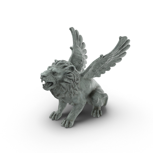 Statue: Gargoyle PNG & PSD Images
