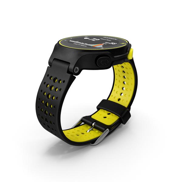 Garmin Forerunner 235 GPS Running Watch PNG & PSD Images
