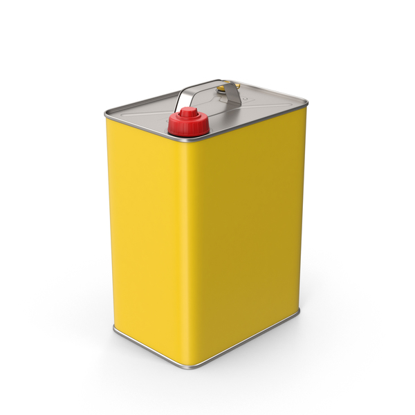 Gas Can Yellow PNG & PSD Images