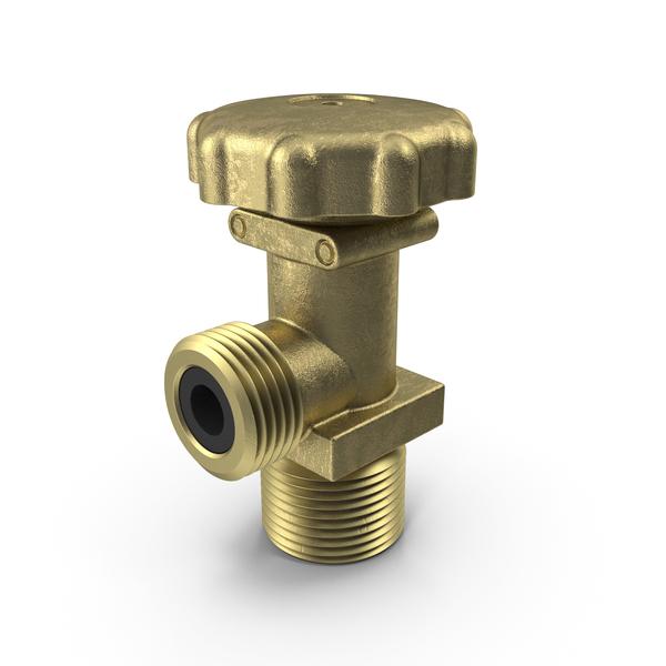 Gas Cylinder Valve PNG & PSD Images