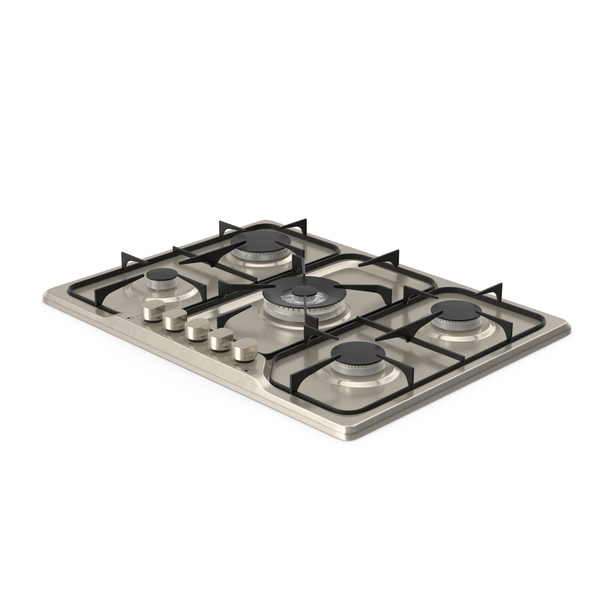 Cooktop: Gas Hob PNG & PSD Images