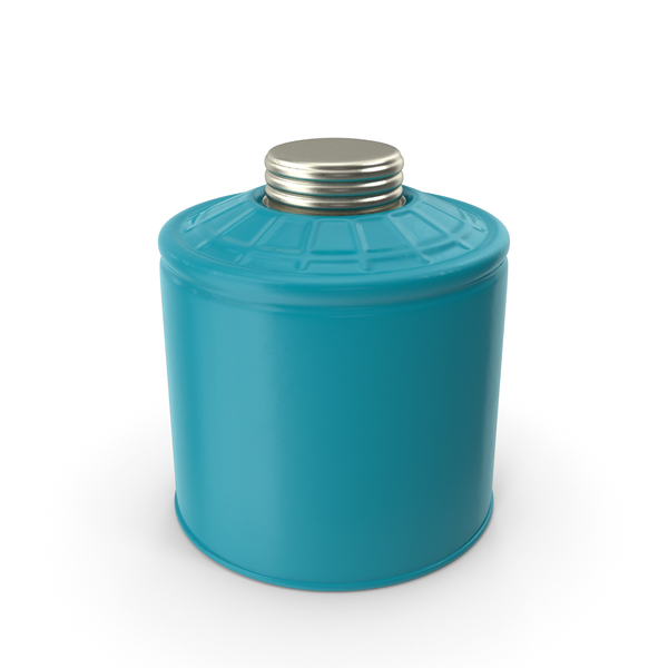 Gas Mask Filter Canister PNG & PSD Images