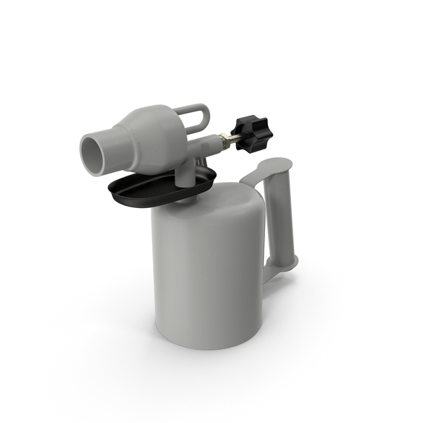 Gasoline Blowtorch Lamp PNG & PSD Images