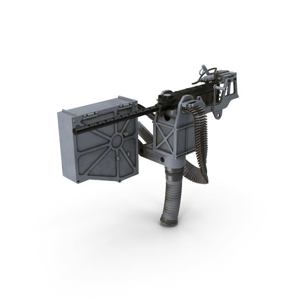 GAU 18 Machine Gun PNG & PSD Images
