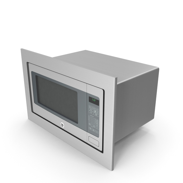 GE Microwave PNG & PSD Images