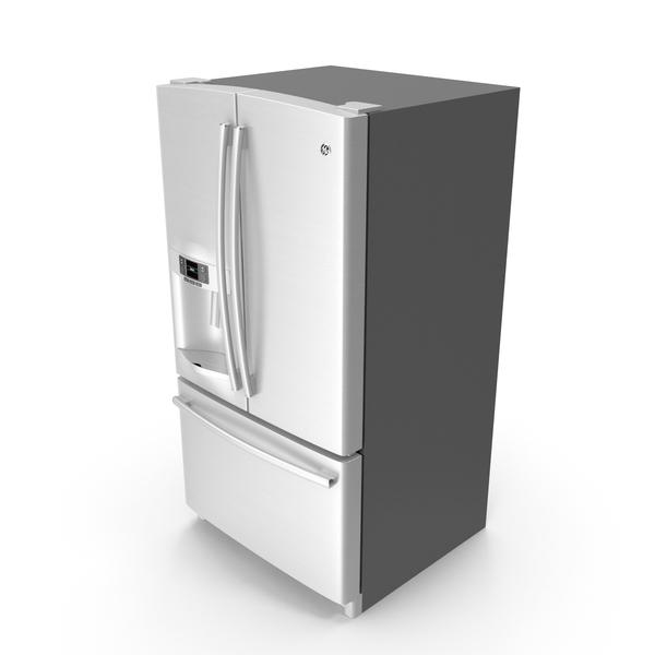 GE Refrigerator PNG & PSD Images