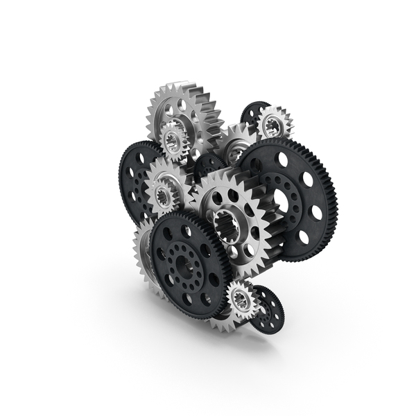 Gear Array Medium PNG & PSD Images