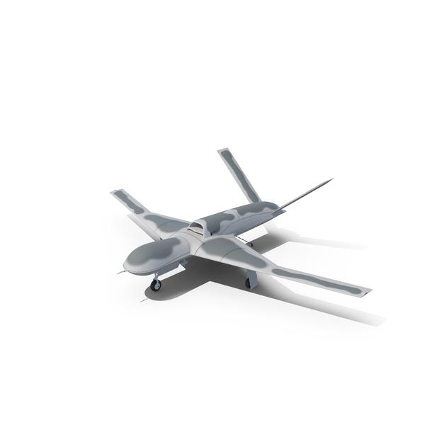 General Atomics Avenger UAV PNG & PSD Images