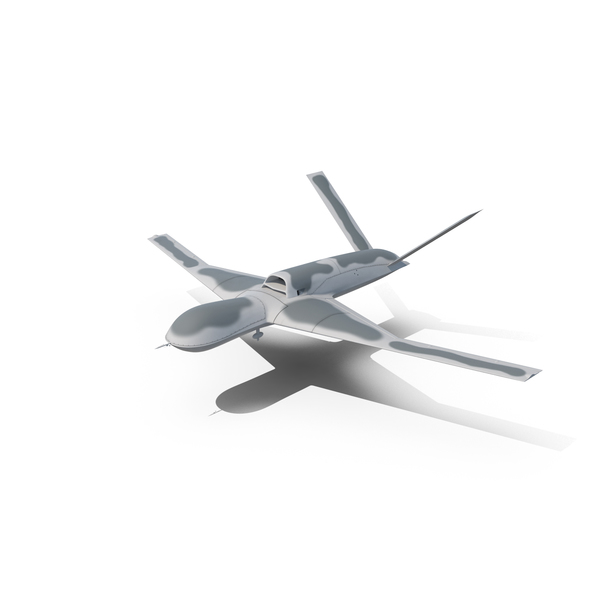 General Atomics Avenger UAV Object