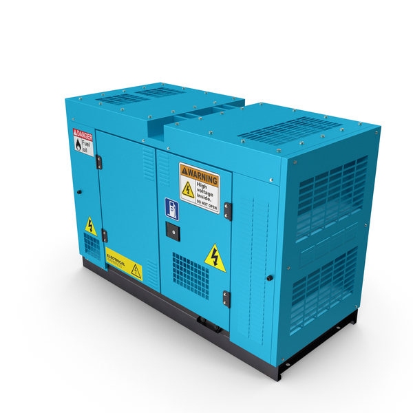 Ground Power Units: Generator PNG & PSD Images