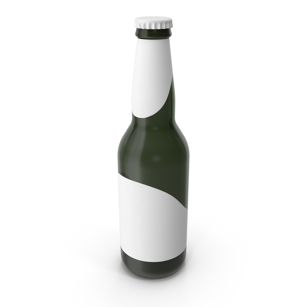 Generic Beer Bottle PNG & PSD Images