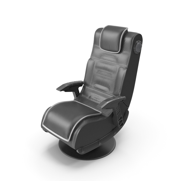 Seat: Generic Gaming Chair PNG & PSD Images
