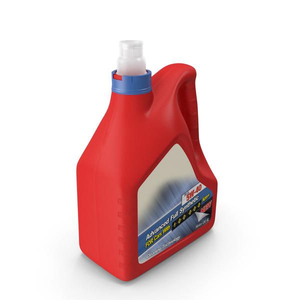 Generic Oil Bottle 4L PNG & PSD Images
