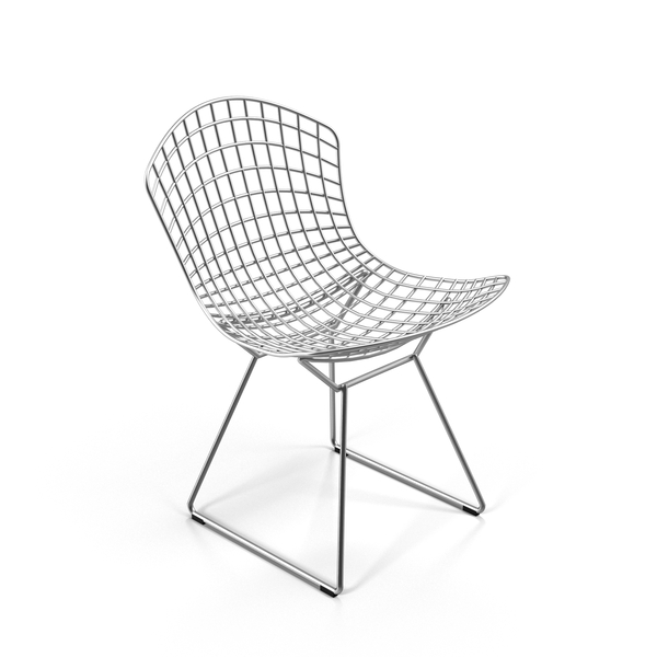 Geometric Chair Object