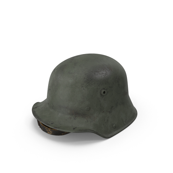 German Helmet Object