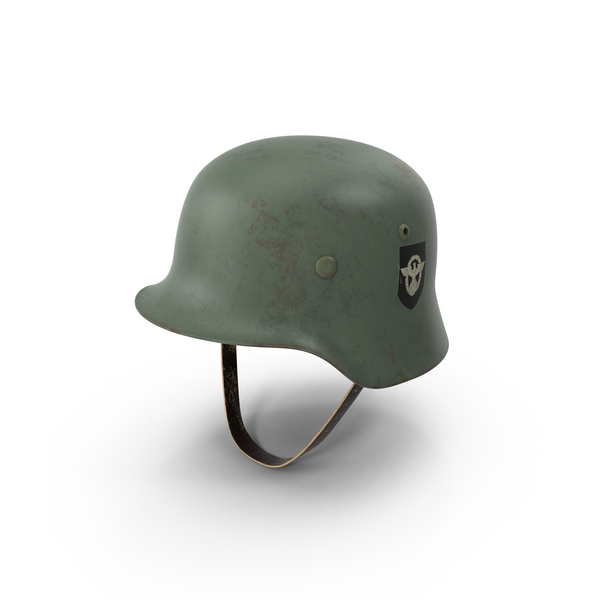 German Wehrmacht Helmet Object