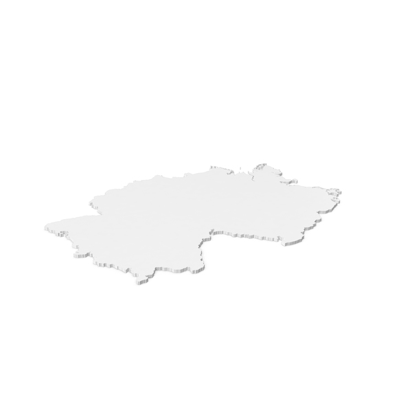 Germany Contour Map PNG & PSD Images