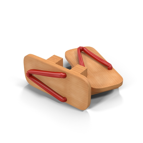 Geta Sandals PNG & PSD Images