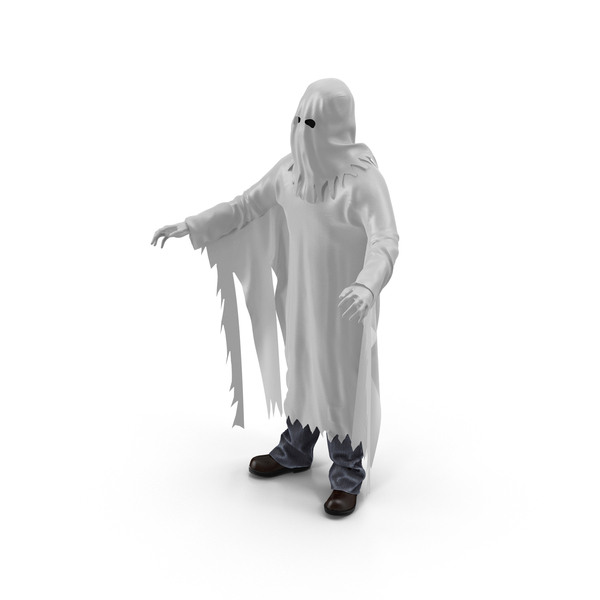 Ghost Costume PNG & PSD Images
