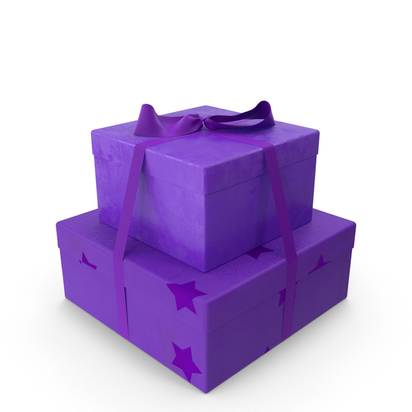 Gift Boxes PNG & PSD Images