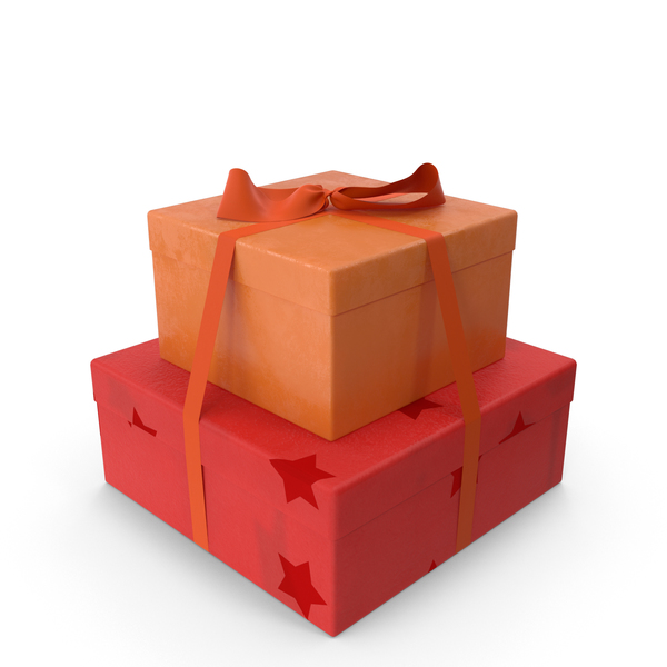 Box: Gift Boxes PNG & PSD Images