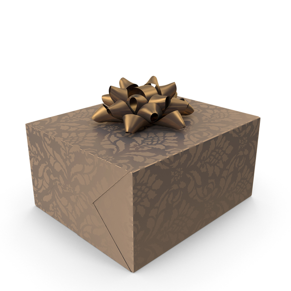 Gift Bronze PNG & PSD Images
