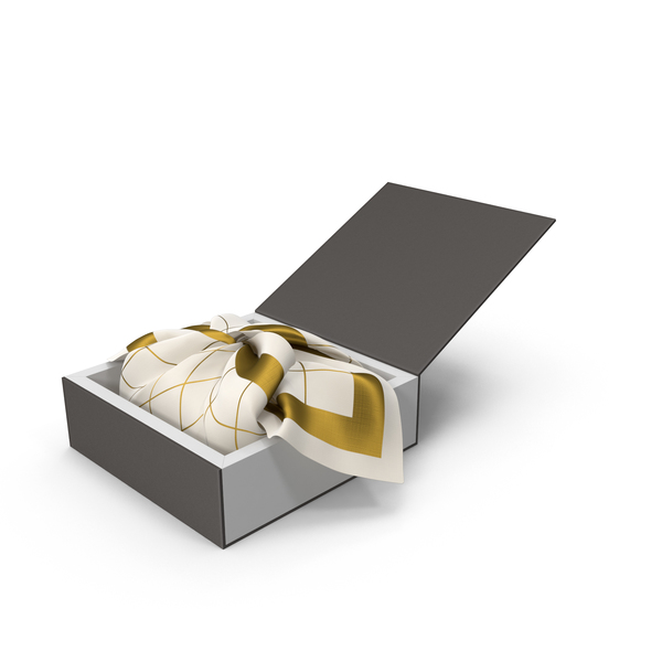 Gift Packaging Box PNG & PSD Images