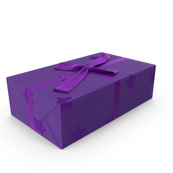 Gift Purple PNG & PSD Images