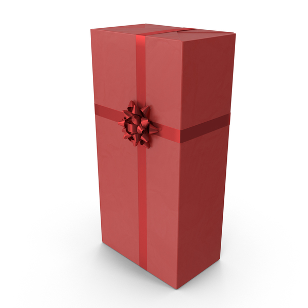 Gift Red PNG & PSD Images