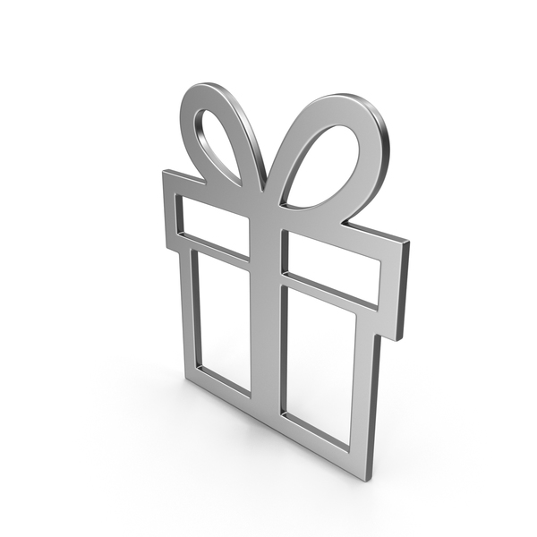 Box: Gift Symbol PNG & PSD Images