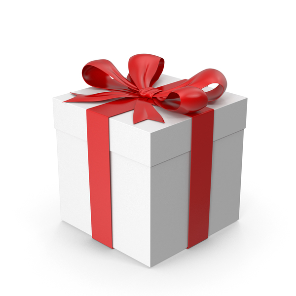 Gift Box: Giftbox Red PNG & PSD Images