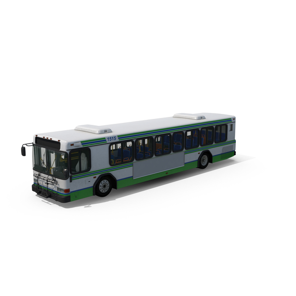 Gillig Bus Object