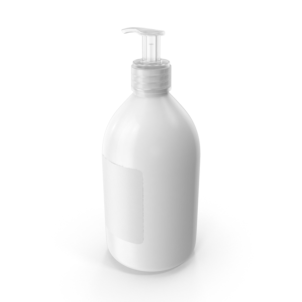 Ginger's Milk Hand and Body Lotion PNG & PSD Images