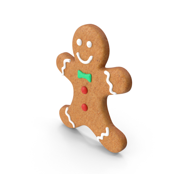 Gingerbread Man PNG & PSD Images