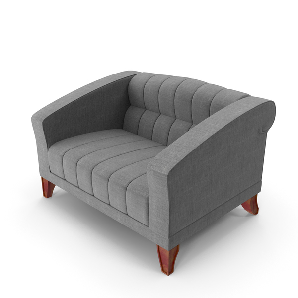 Arm Chair: Giorgetti Armchair PNG & PSD Images