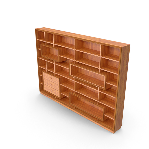 Shelving: Giorgio Piotto Book Storage PNG & PSD Images