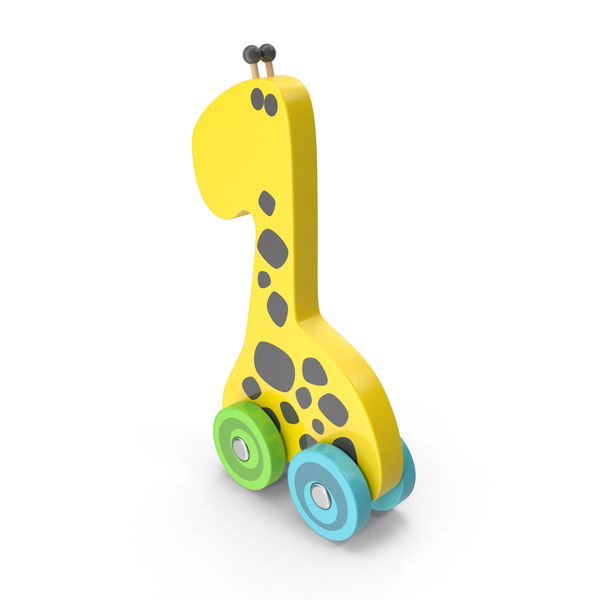 Giraffe Toy PNG & PSD Images