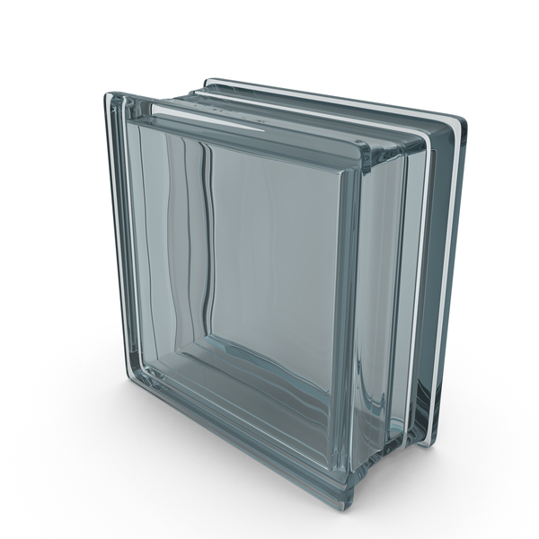 Glass Block PNG & PSD Images