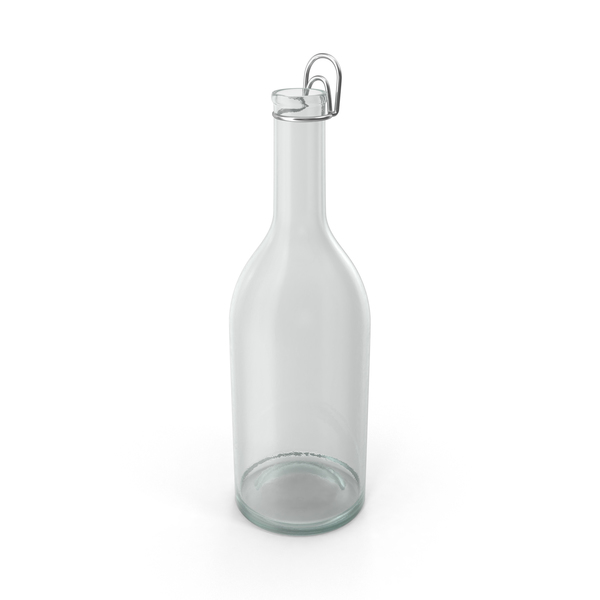Glass Bottle Object