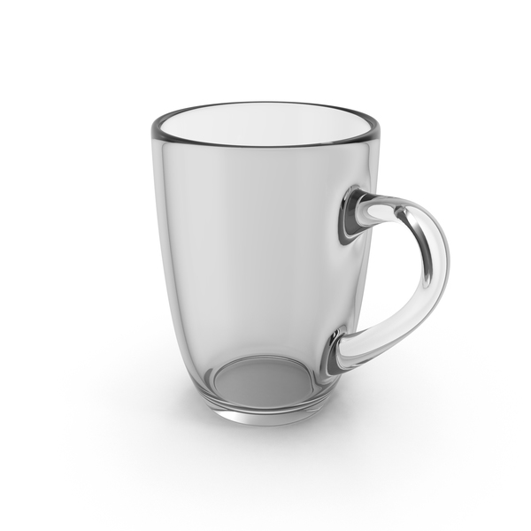 Coffee Cup: Glass Coffe Mug PNG & PSD Images
