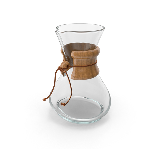 Glass Coffee Carafe Object